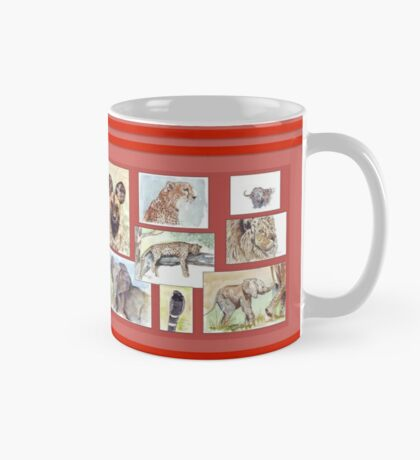 Lodge décor – South African wildlife collection Mug