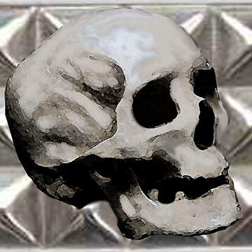Skull and Studs by jonsanders