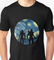 Shepards Under a Starry Night T-Shirt