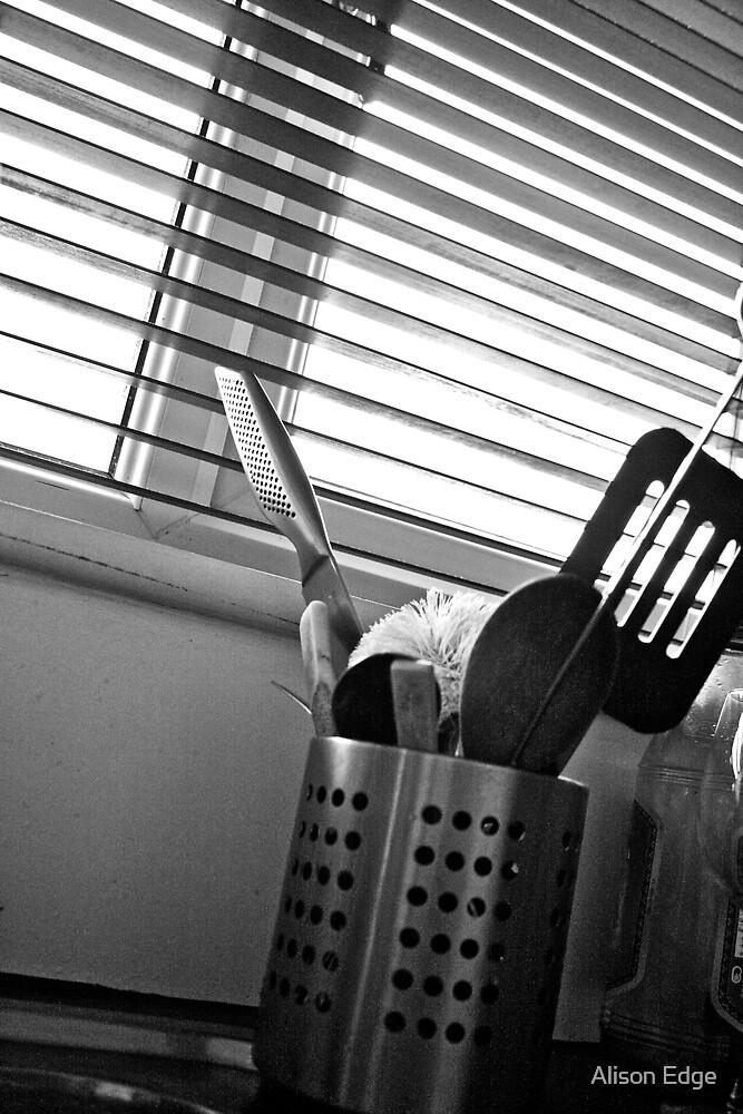 Domesticity by Alison Edge
