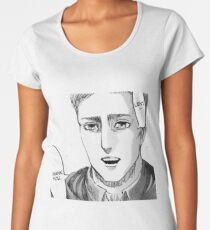 Erwin - Levi, Thank You Women's Premium T-Shirt