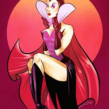 Wicked Queen ver 1 by DixxieMae