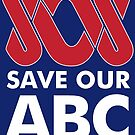 SOS Save Our ABC T Shirt & Other Products by RDography