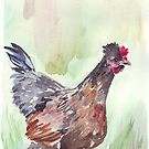 The Chicken Diaries - Mom-to-be by Maree Clarkson
