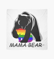 Gay Pride Mama Bear Scarf