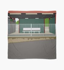0119 Train Station Seat Scarf