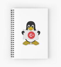 Delphi Linux  C++ Spiral Notebook