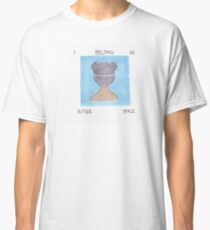 I Belong In Outer Space Classic T-Shirt