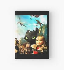 How to train your dragon hardcover journals redbubble how to train your dragon hardcover journal ccuart Image collections