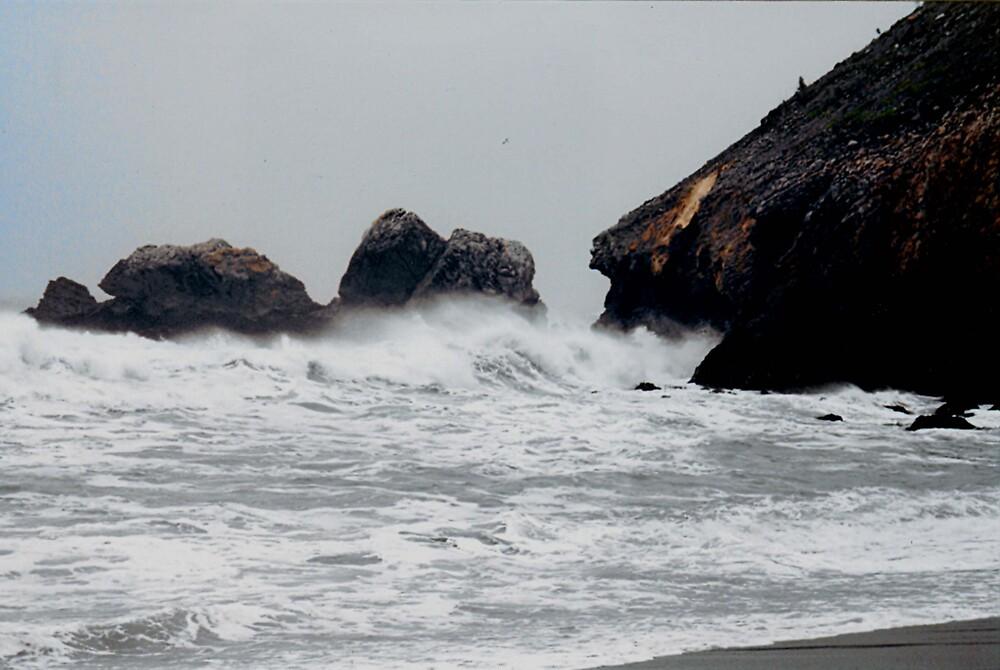 PCH 1  Santa Cruz, CA by unstableable