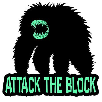 Attack the Block by hellraiserdsgns