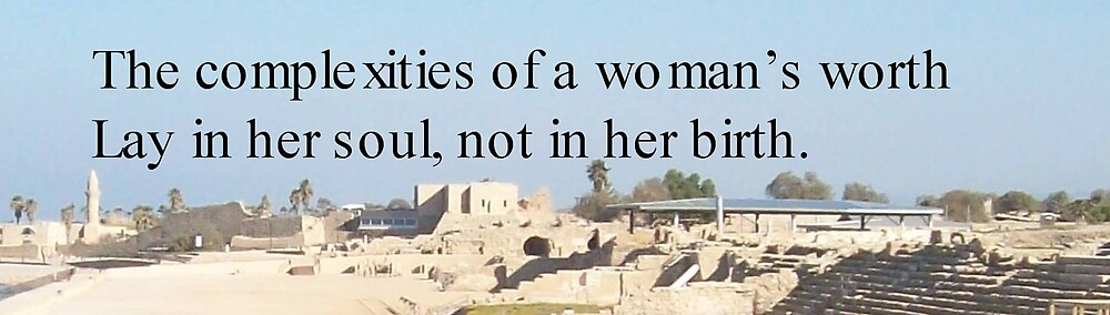 A Woman's Worth by Mary Ann Battle