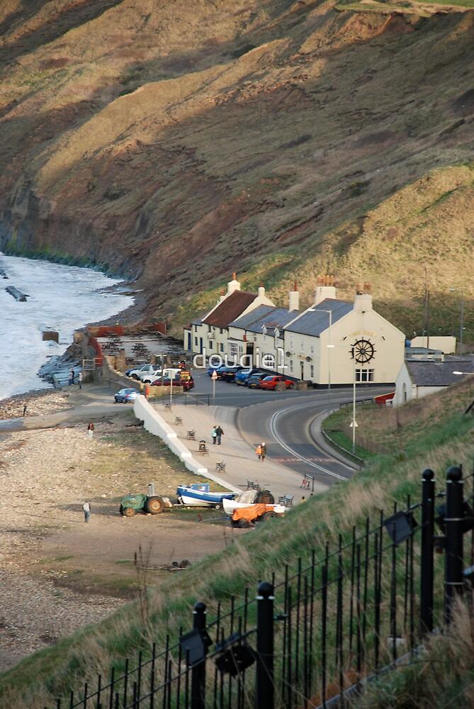 The Ship Inn at Saltburn by dougie1