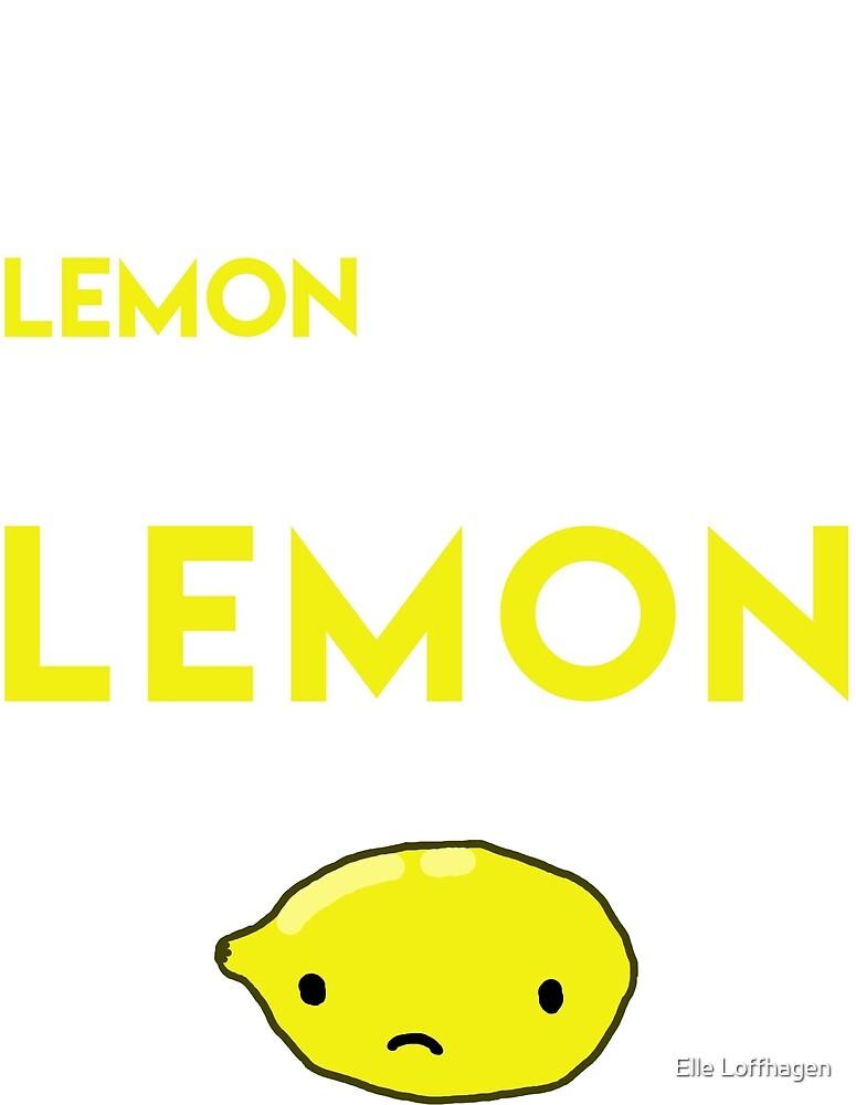 Lemon Difficult by GypsyFuzzDesign
