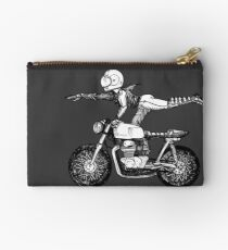 Women Who Ride - Superwoman Studio Pouch