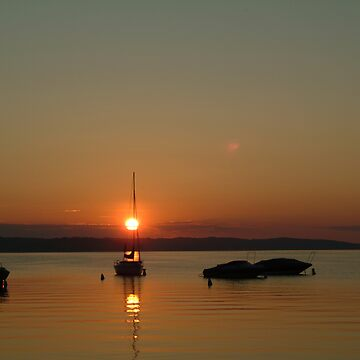 Geneva Sunrise by willie5