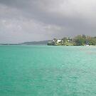 Jamaica sea scape by Kayleigh Sparks