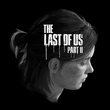 "The Last Of Us Part 2 ""Sorrowful Ellie"" by Doge21"
