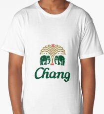 Chang Beer Long T-Shirt