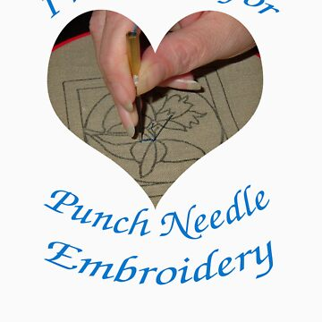 Punch Needle Embroidery by qbranchltd