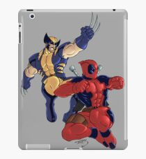 james and wade iPad Case/Skin