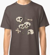 Skullery pattern Classic T-Shirt