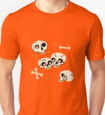 Skullery pattern Unisex T-Shirt