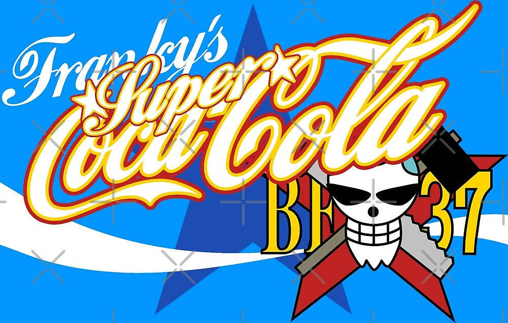 FRANKY'S SUPER COLA by DoctorBadguy