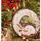 Snowman Xmas by Anthony Roma