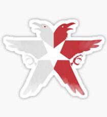 inFamous Second Son: Balanced Karma Sticker Sticker