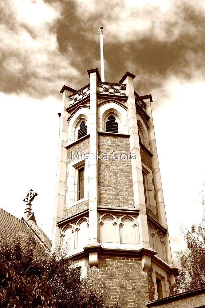 Mount Saint Canice Tower by Mishka Gora
