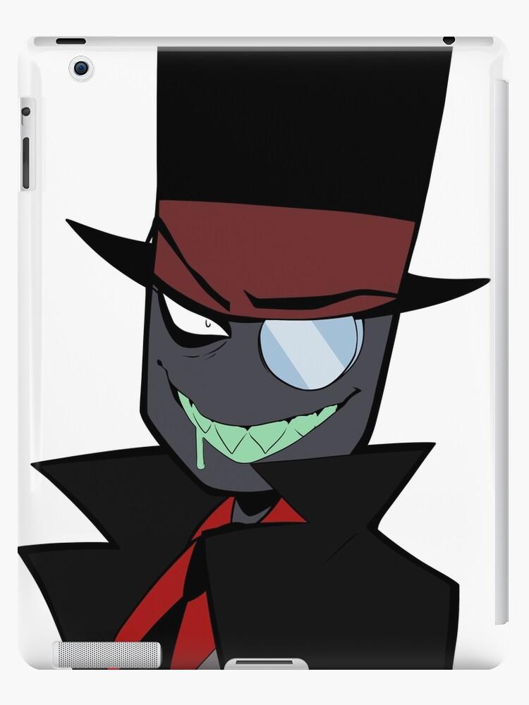 Villainous Villanos Black Hat Telefonkasten Ipad Hüllen