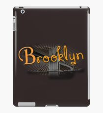 Brooklyn 2 Cute Dreaming Fearless Graphic Summer Gift Tshirt iPad Case/Skin