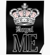 Royal Me - Pink (2) Poster