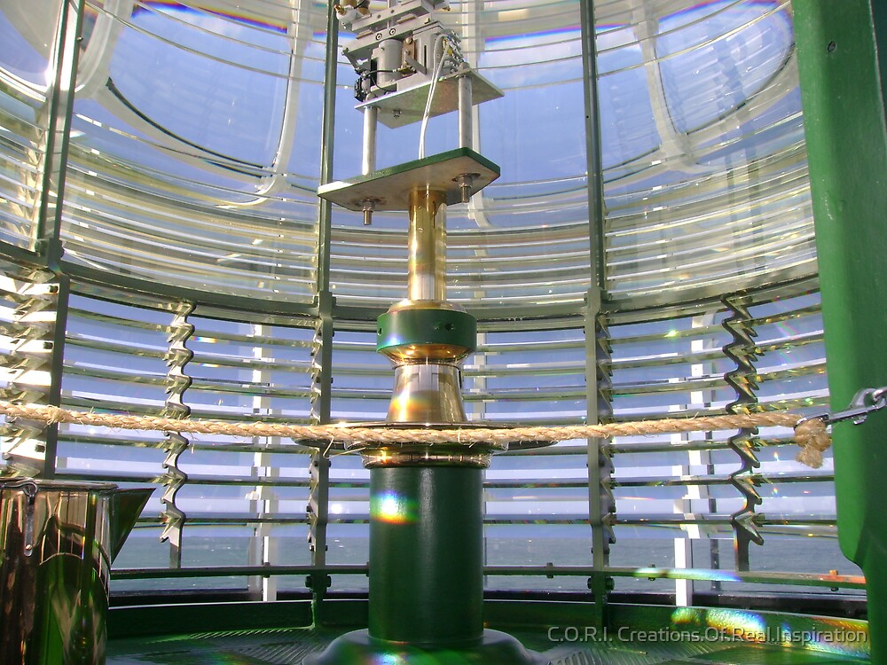 inside the lighthouse by C.O.R.I. Creations.Of.Real.Inspiration