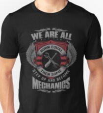 Mechanics Unisex T-Shirt