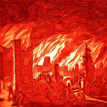 The Great Fire of London 1666 (includes video) by ZipaC