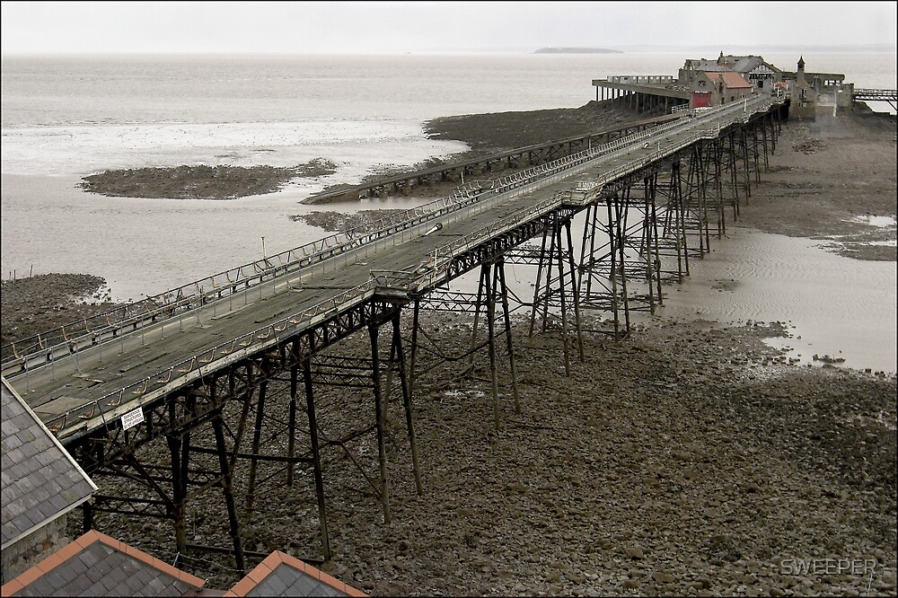 End of the pier by SWEEPER