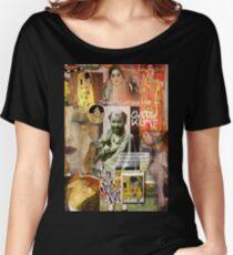 klimt Women's Relaxed Fit T-Shirt