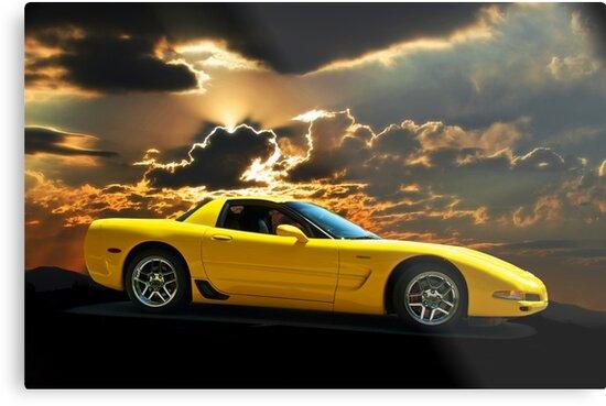 2001 Corvette Z06 Coupe I by DaveKoontz