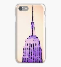 URBAN EGGPLANT  iPhone Case/Skin