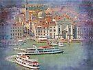 Venice...leaning tower... by terezadelpilar ~ art & architecture