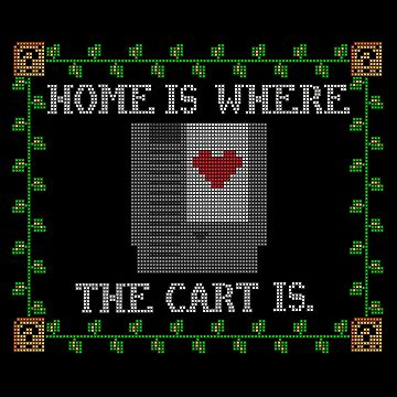 Home Is Where The Cart Is by McRemnant