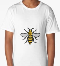 Manchester Bee, Classic Edition Long T-Shirt