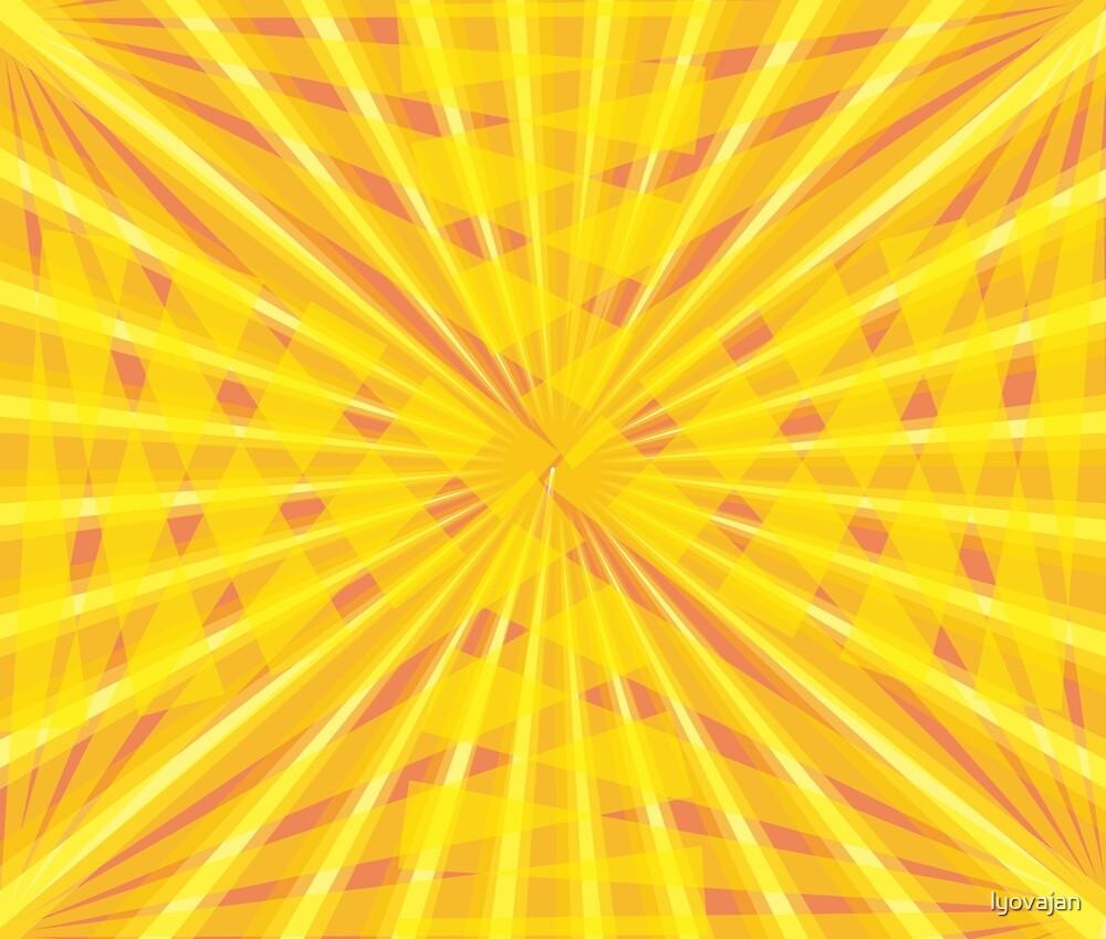 Sun shine background #redbubble #decor #buyart #artprint by lyovajan