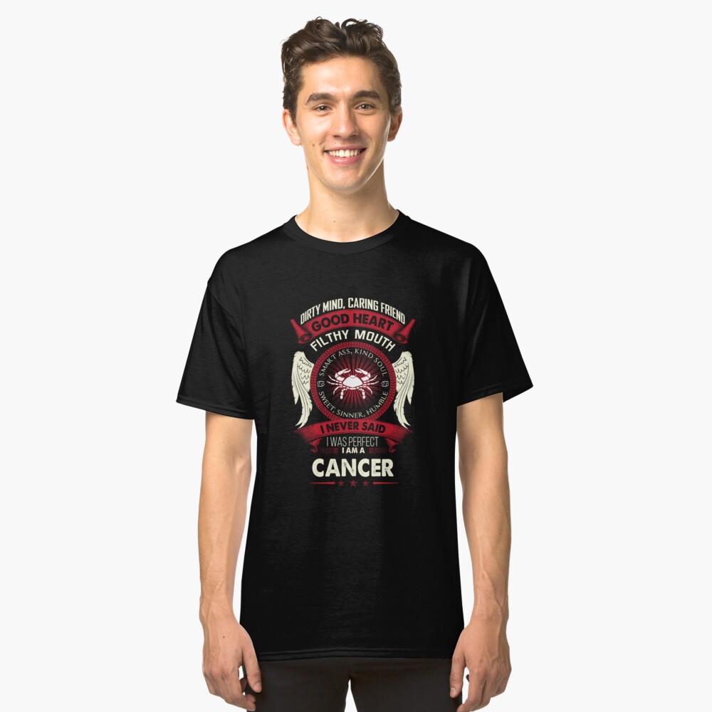 Cancer Tshirt Birthday Shirt For Men Women Best Gifts Classic T