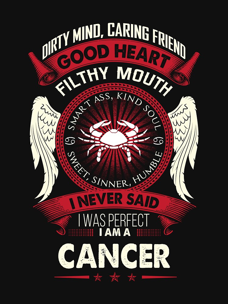 Cancer Tshirt Birthday Shirt For Men Women Best Gifts By Phungngocquynh