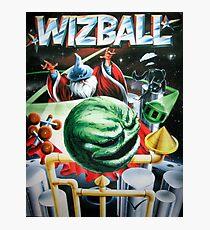 Wizball Photographic Print
