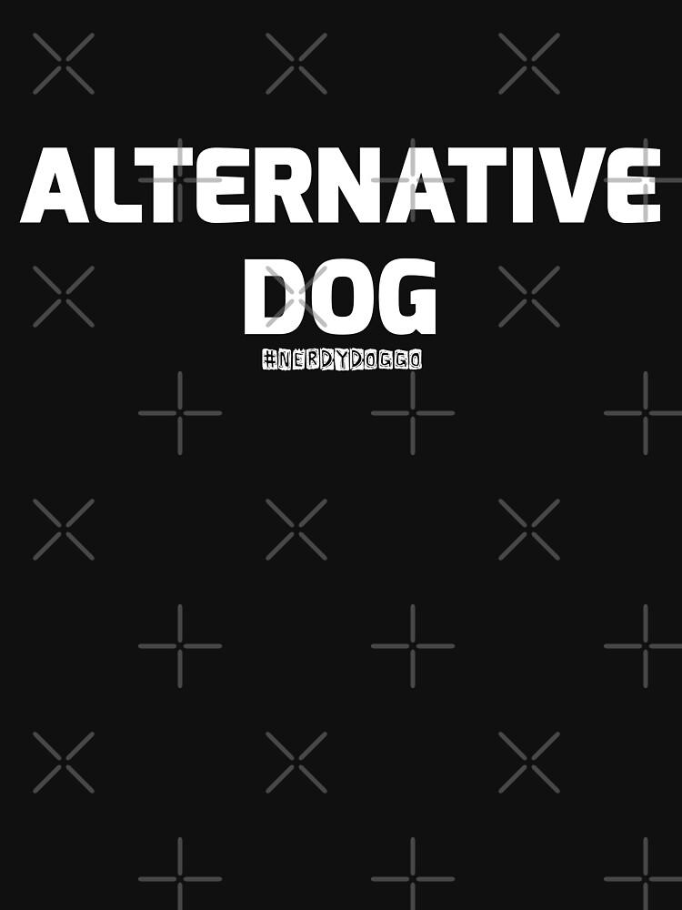 Alternative Dog by NerdyDoggo