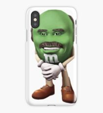 Dr Phil M&M iPhone Case/Skin
